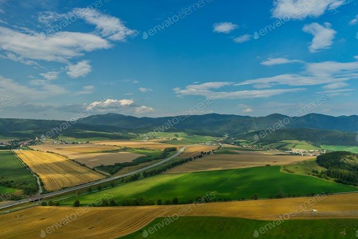 Felder, Slowakei