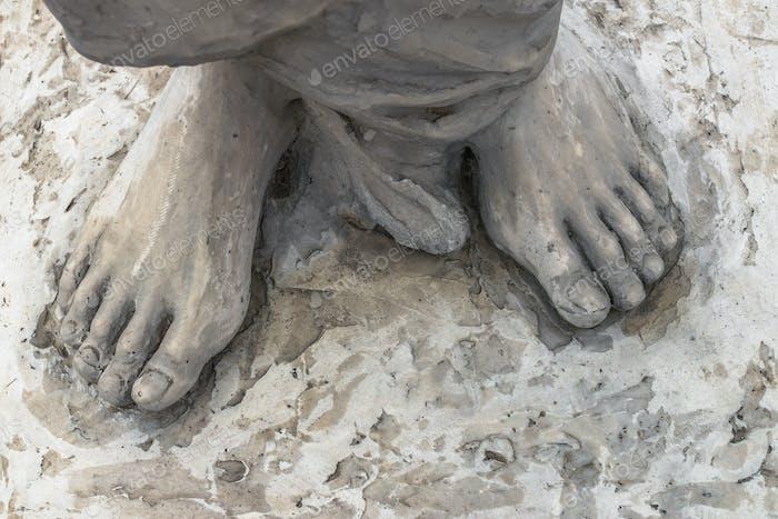 Jesus Füße