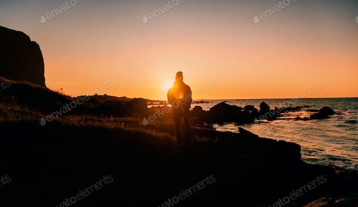 Noth sunset