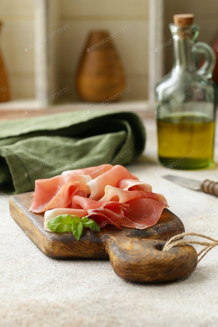 Smoked Prosciutto Ham