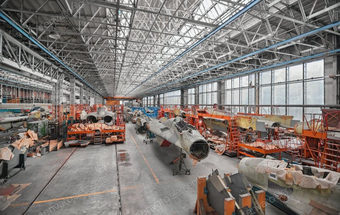 Fighter Aircraft Plant