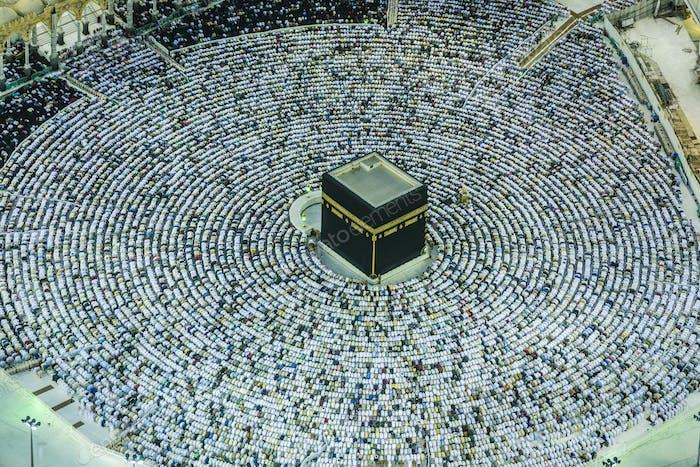 Mecca, Saudi Arabia, pilgrimage