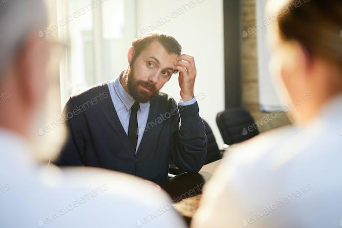 Listening to employer