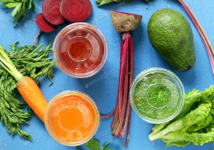 Natural Organic Fresh Smoothie