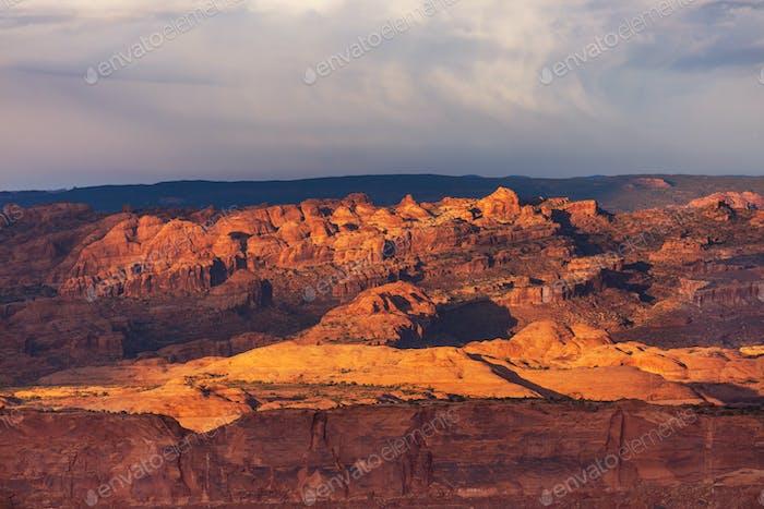 Utah Landschaften