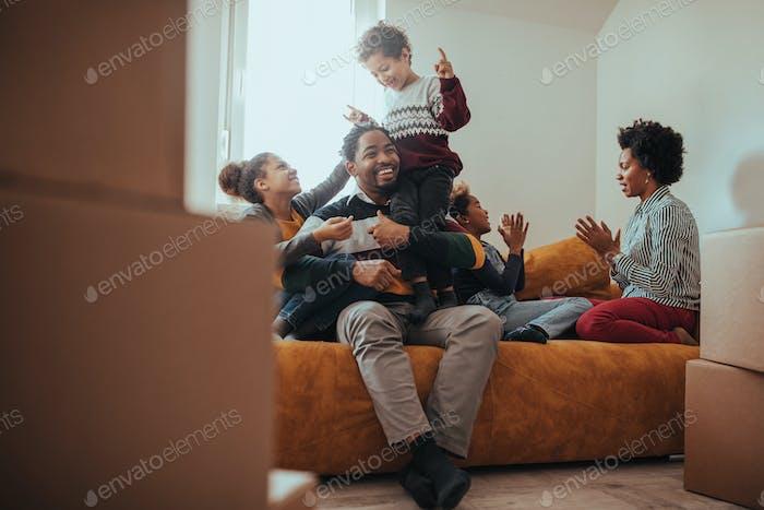 Tiempo de calidad con la familia