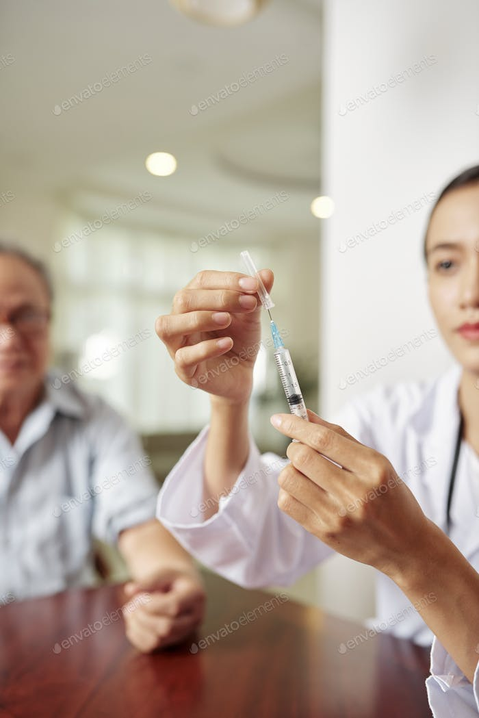 Vaccination from the flu