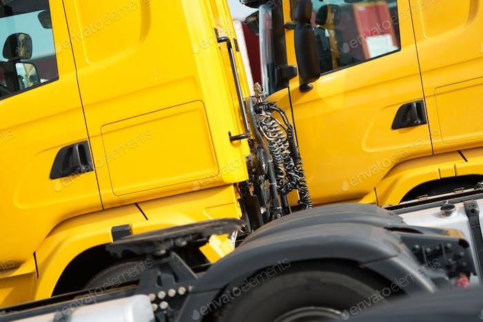 Semi Trucks Service