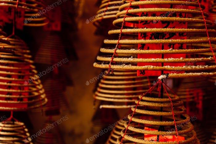 Incense Rings