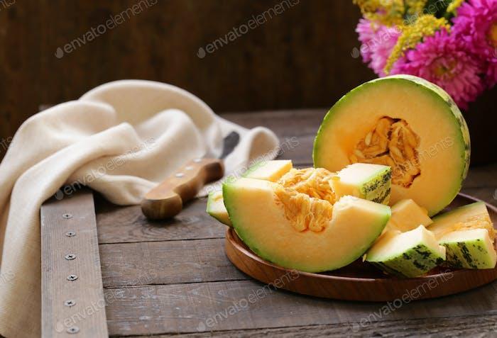 Orange Melone