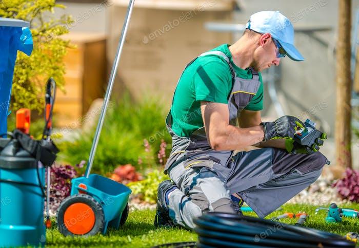 Garden Watering Technologies