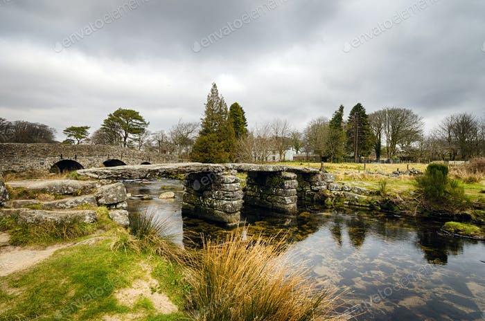 Clapper Bridge - Dartmoor