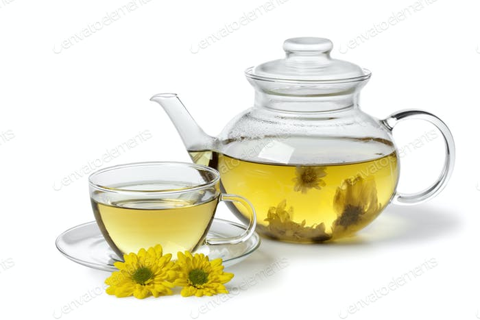 Chinese Chrysanthemum tea