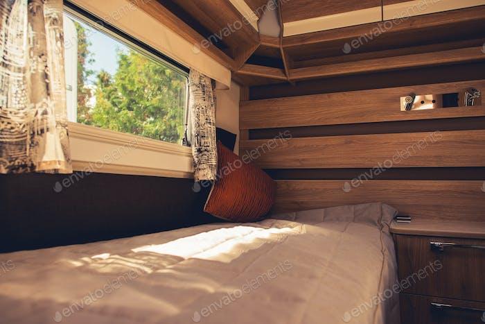 Comfortable Motorhome Interior
