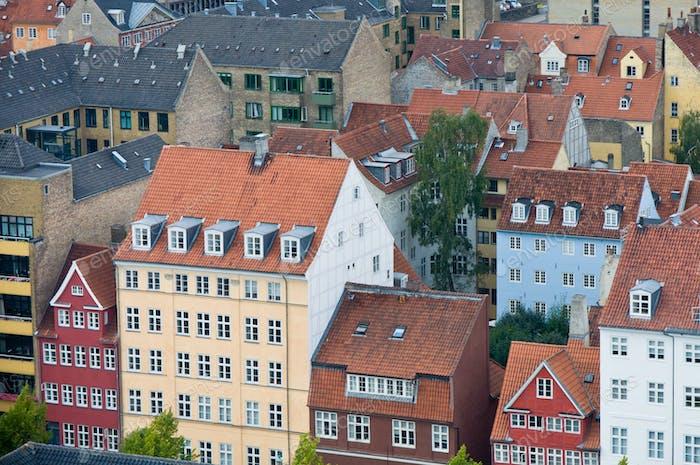 miniature Copenhagen, Denmark