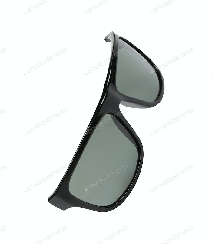 Sunglases isolated