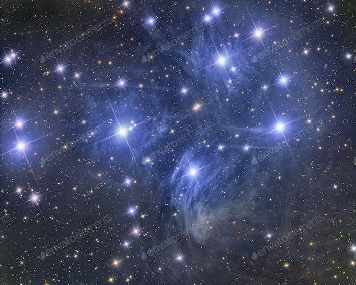Plejaden Sternhaufen