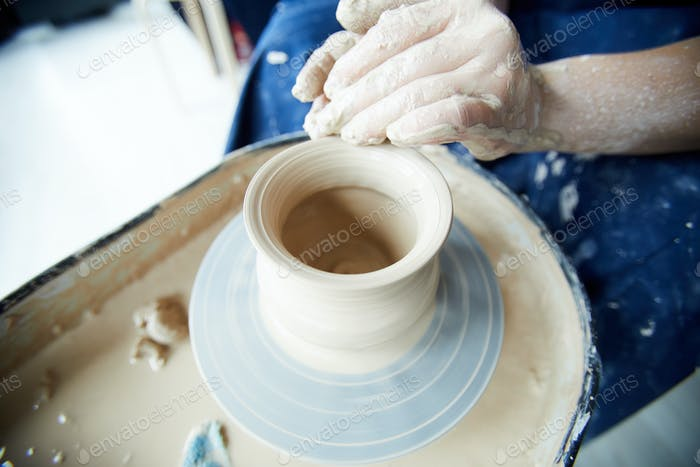 Work of potter