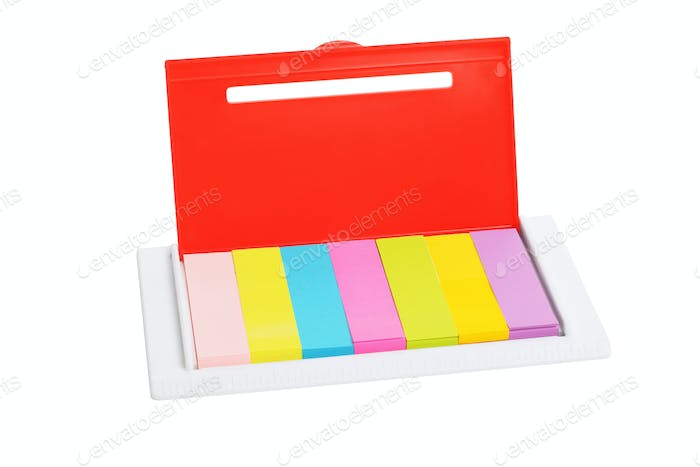 Blank Color Sticker Papers