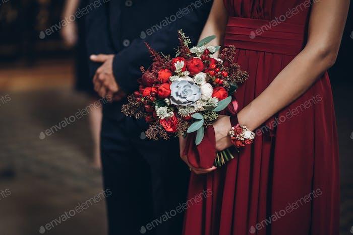 Hochzeitszeremonie, Religionstraditionen