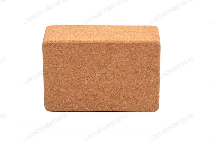 Cork Yoga Block, Eco Friendly Premium Quantity