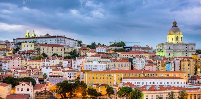 Lisbon, Portugal Alfama