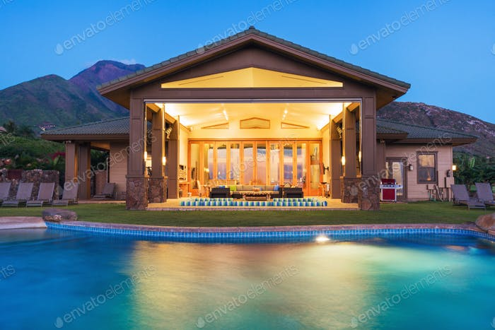 Thumbnail for Luxury home with swimming pool