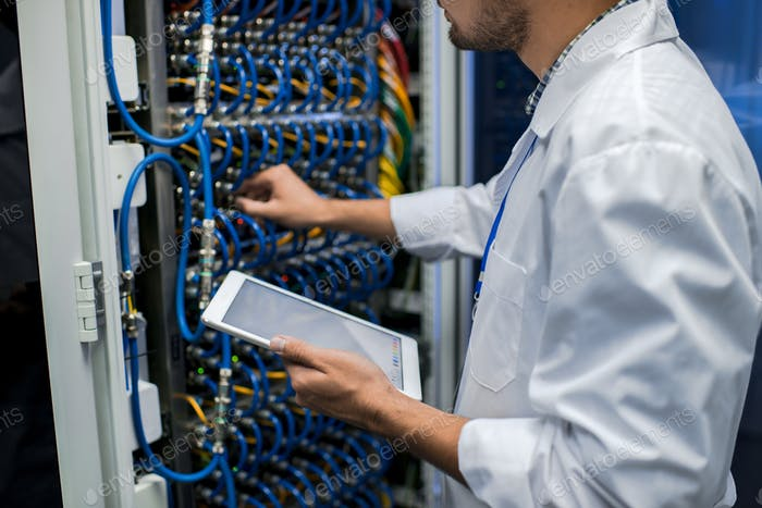 Data Scientist  Working with Servers