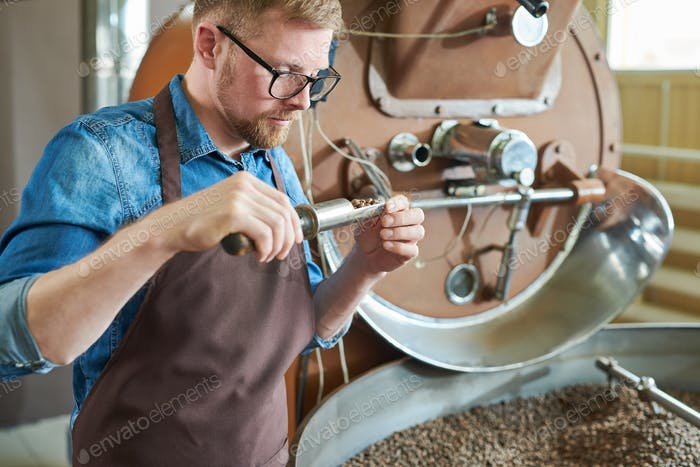 Artisan  Roasting Coffee