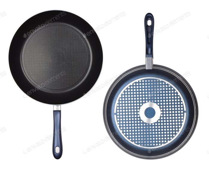two frying pan
