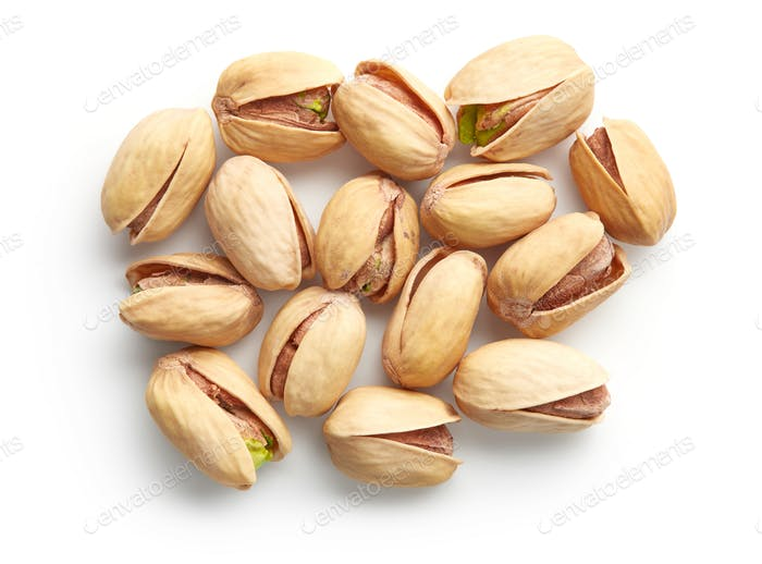 Roasted pistachio nuts