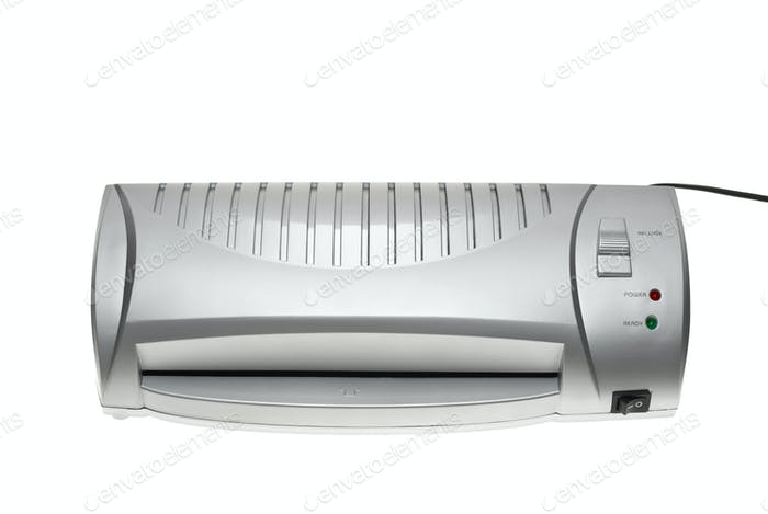 Cheap silver laminator