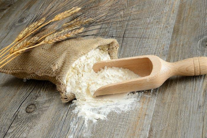 Thumbnail for sack of flour