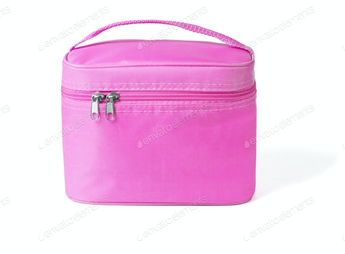 Pink Vanity Beauty Bag
