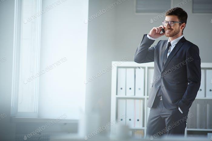 Llamando CEO