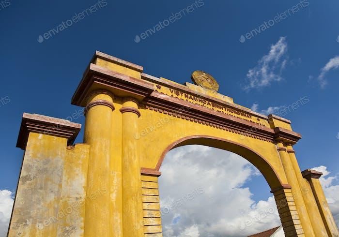 Arch in Vietnam