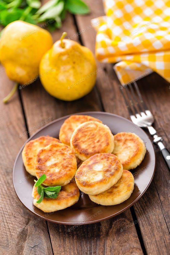 cheese pancakes