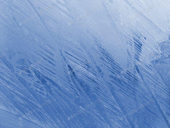 Winter-Fenster