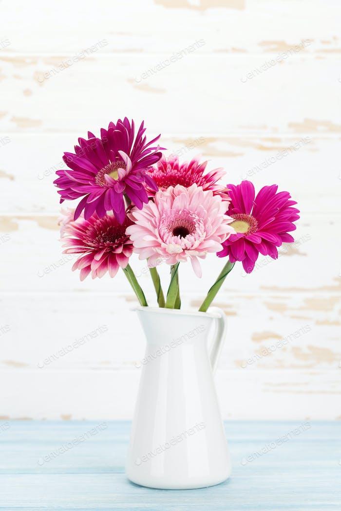Gerbera Blumen Blumenstrauß