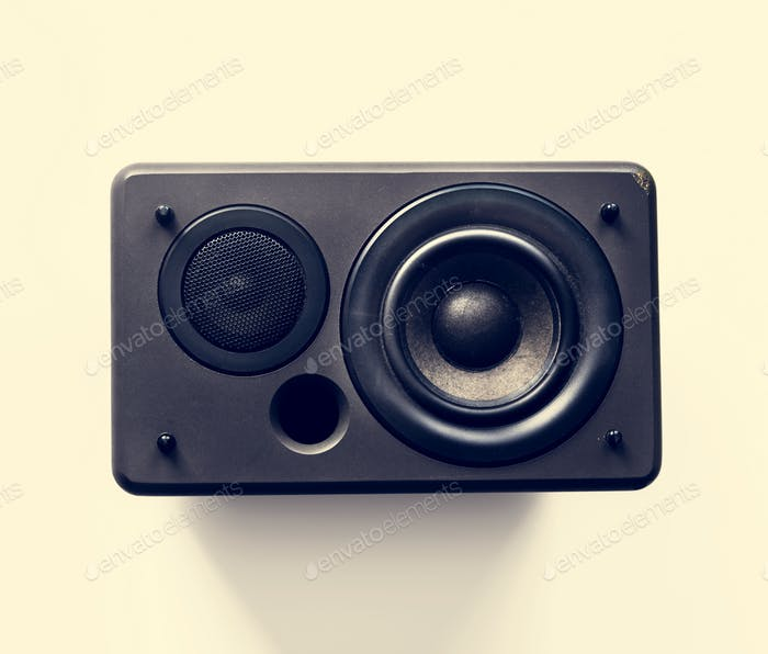 Speaker woofer musical eletronic audio bass