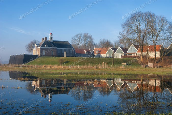 World heritage site Schokland