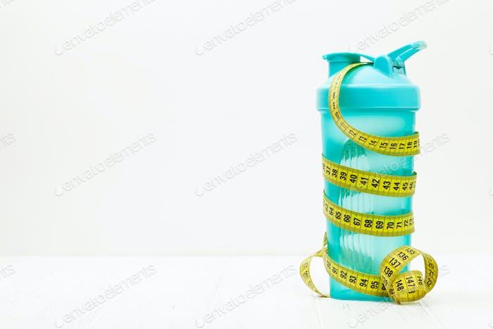 Workout drink bottle