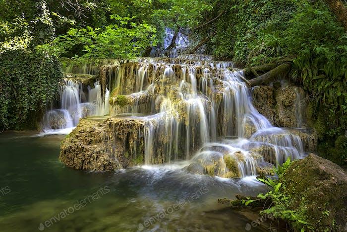 Cascade waterfalls