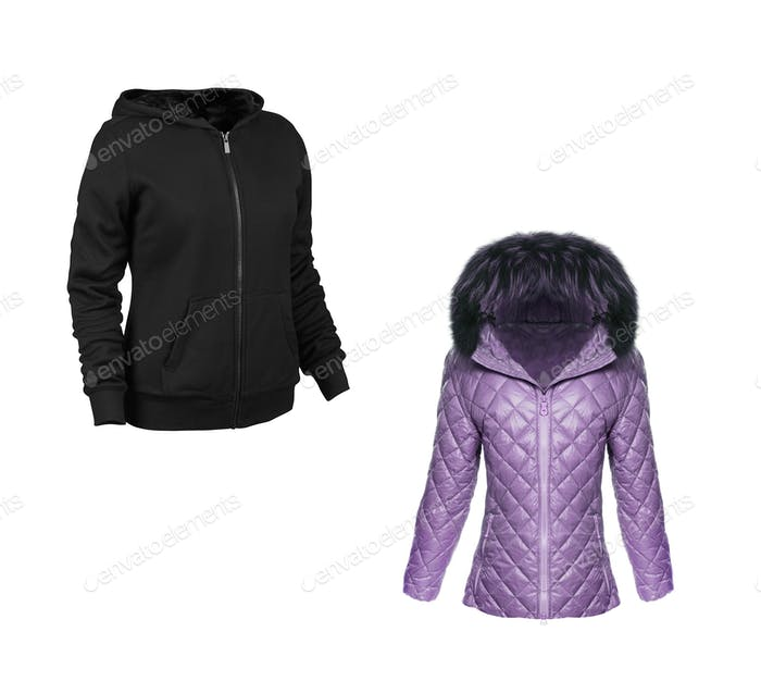 Jackets Female