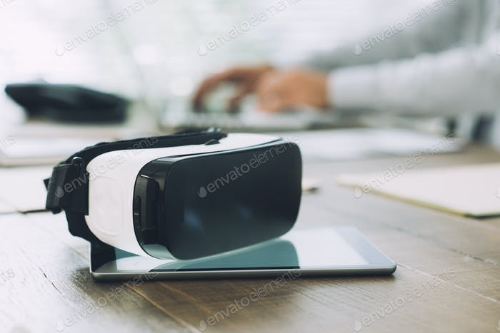 Business and virtual reality