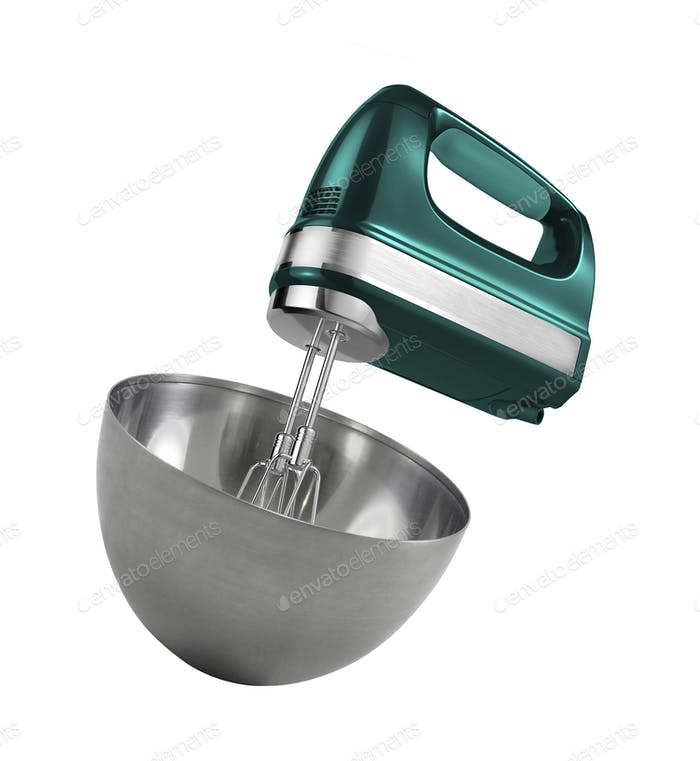 Kitchen electric hand mixer