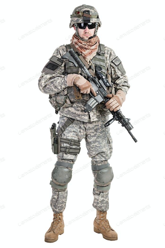 paratrooper airborne infantry