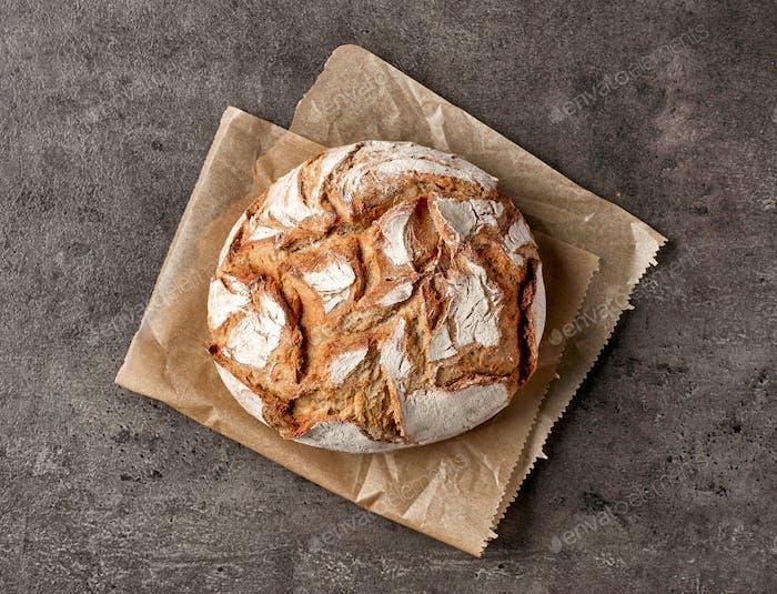 pan recién horneado