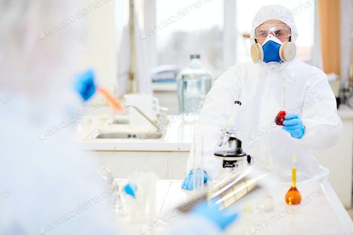 Chemische Studie