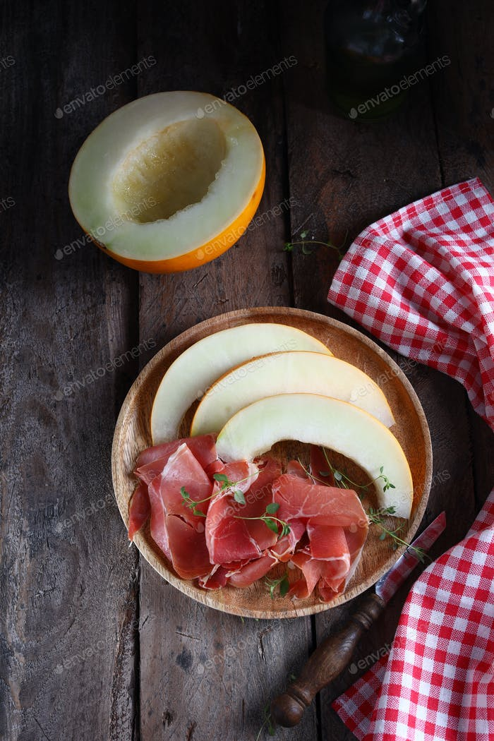 Prosciutto Ham